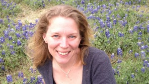 anne in the bluebonnets