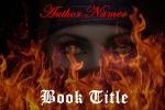 Veiled woman on fire - $35