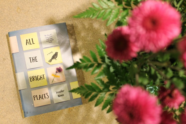 All The Bright Places Jennifer Niven Book Cover Book Review