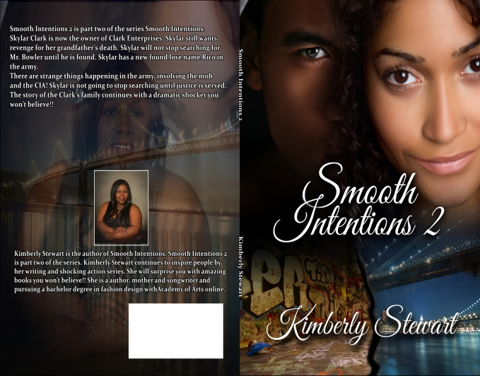 Smooth Intentions 2's book cover!