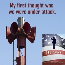 first_thought_we_were_under_attack_military_book_author_thomas_lowrie